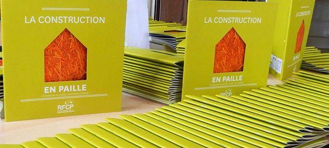 « LA CONSTRUCTION EN PAILLE – Construire en paille, construire l'avenir »
