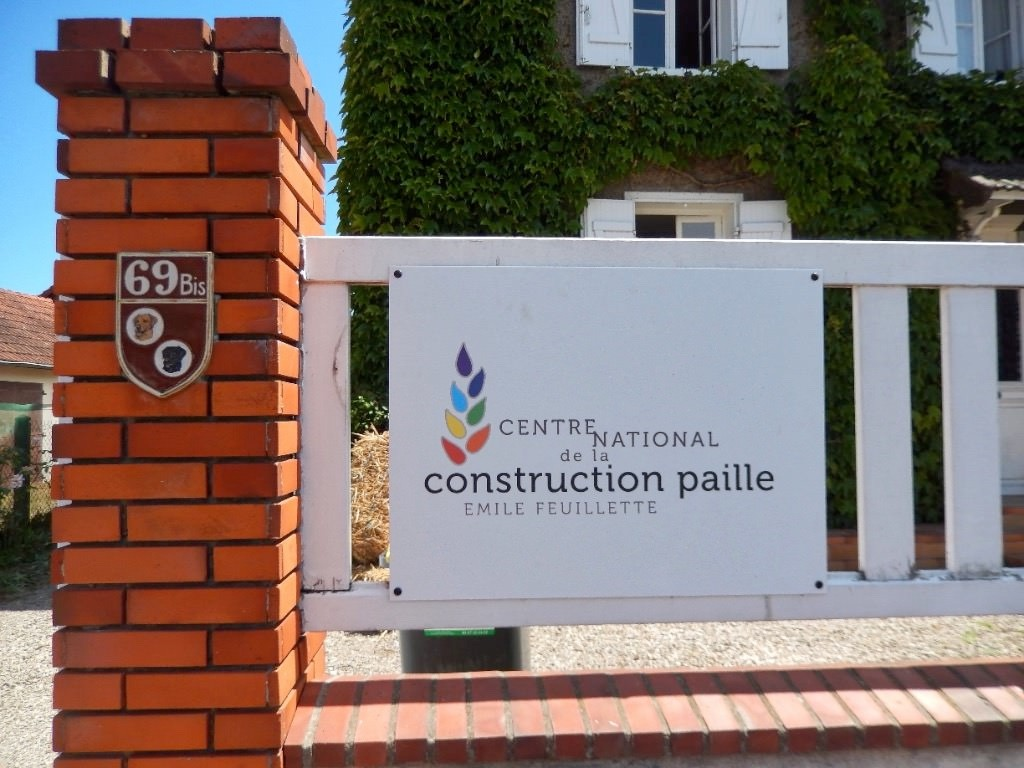 Le Centre National de la Construction Paille Émile Feuillette