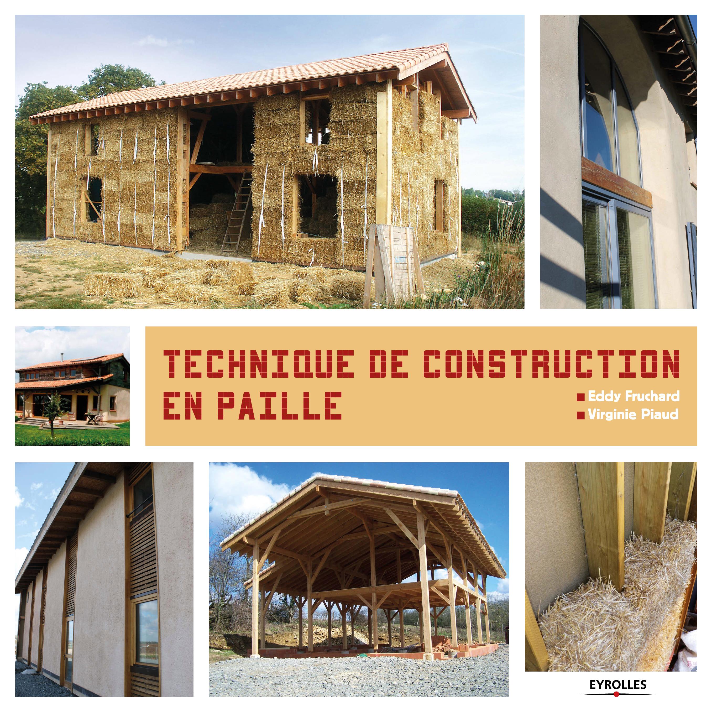 Constructeur maison en paille for Autoconstruction paille
