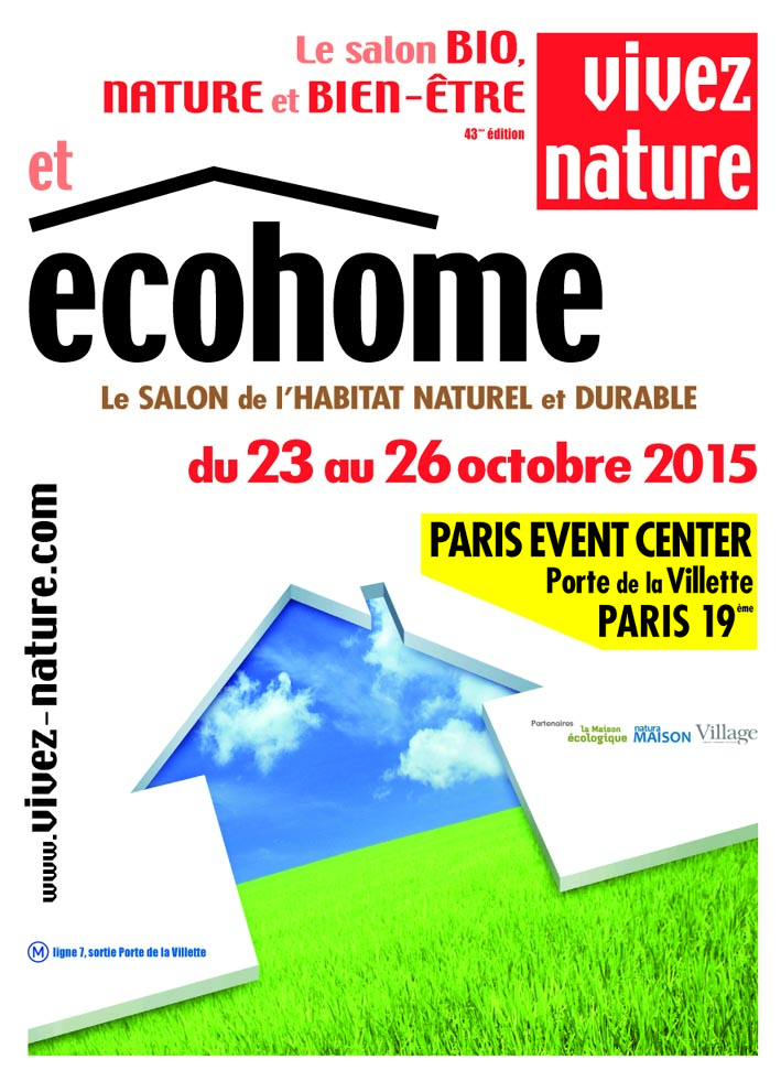 Rendez vous au salon eco home paris ce week end rfcp for Salon des ce paris 2015